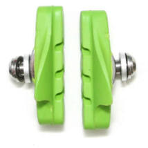 FÉKBETÉT SPYRAL ROAD 53MM GREEN
