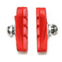 FÉKBETÉT SPYRAL ROAD 53MM RED