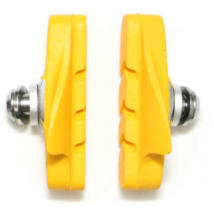FÉKBETÉT SPYRAL ROAD 53MM YELLOW